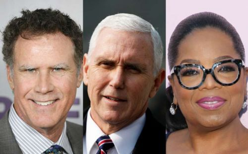 Vice President Mike Pence's message to Oprah: 'I'm kind of a big deal too'