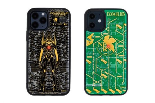Level up Your iPhone 12 With LED 'Neon Genesis Evangelion' Cases