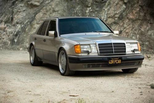 At $30,995, Could This 1992 Mercedes Benz 500E Really Be The Best?