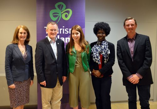 Targeting Dutch tourists for Ireland at B2B workshop in Amsterdam