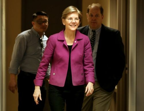 Elizabeth Warren for president? Not so much, say Massachusetts voters