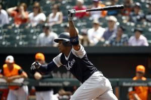 Gray pitches Yankees past Orioles 5-1 for doubleheader sweep