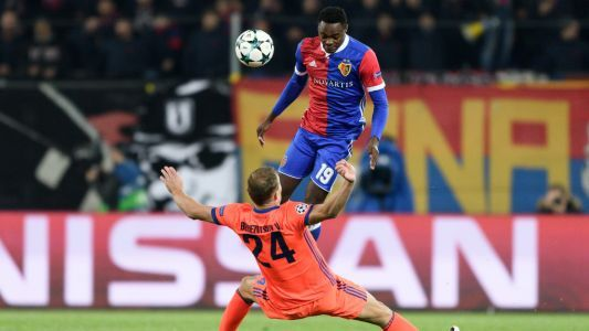 Who is Dimitri Oberlin? The on-loan Basel forward who rejected Man Utd