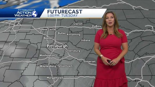 Seasonable Today; Warming up by the Weekend