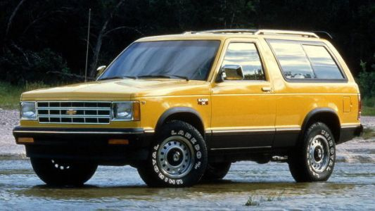 The Blazer could go on land, it could go on water, it could go on Mars