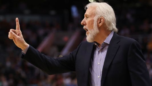 Gregg Popovich moves into fourth on all-time NBA coaching wins list