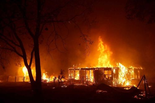 Utility PG&E announces $13.5 billion settlement related to deadly fires