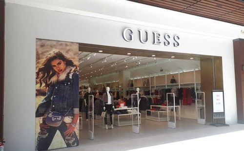 Guess fined 45 million dollars for blocking cross-border sales