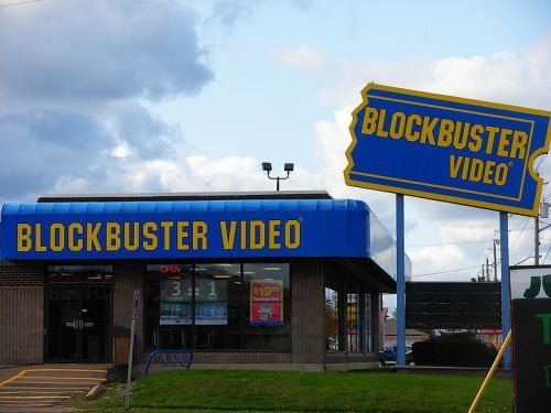 America has only one Blockbuster store still open