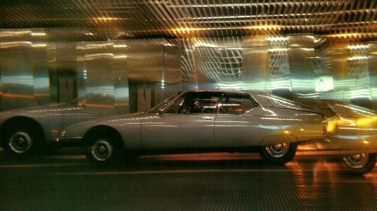 """You know what the """"SM"""" in Citroën SM stands for, don't you?"""