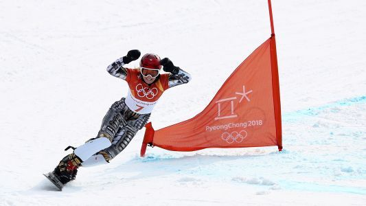 Winter Olympics 2018: Ester Ledecka makes medal history in Pyeongchang