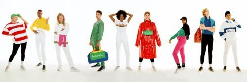 Benetton revives 80s and 00s archive designs for new capsule