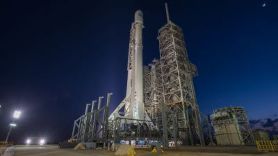 Watch SpaceX Launch Lots of Ice Cream to NASA Astronauts Today