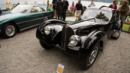 Haha Bugatti May Make A 'More Affordable' 2+2 Model Called The Atlantic: Report