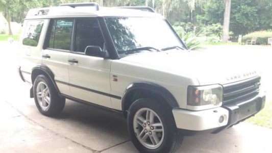 At $2,900, Is This 2004 Land Rover Discovery an Amazing Find?