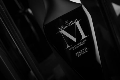 The Macallan releases limited edition M Black