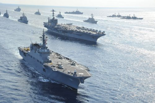 Beijing regrets US disinviting it from naval drill over militarization of the South China Sea