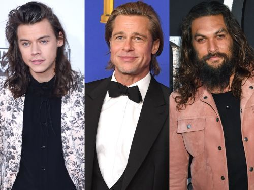 20 male celebrities who look even better with long hair