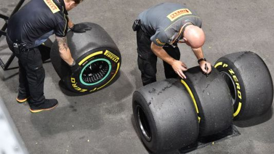 Inside Pirelli's Massive Formula One Tire Operation