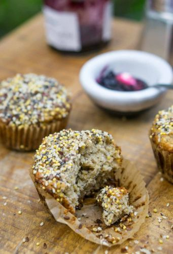 Multiseed Muffins