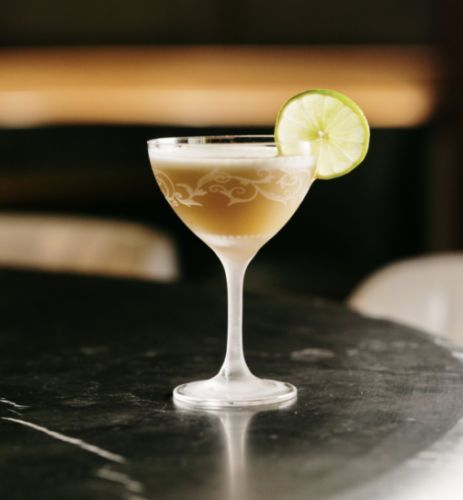 Cocktail of the Week: Bergamot Pisco Sour from Benno