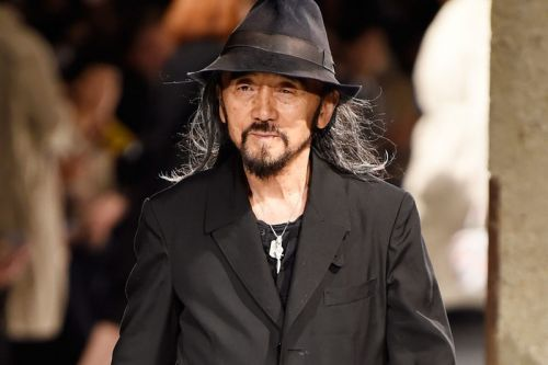 Yohji Yamamoto Given Design for Asia Lifetime Achievement Award