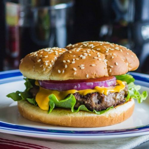 There's Nothing Wrong with Buying Pre-Shaped Burger Patties! - Strong Opinion