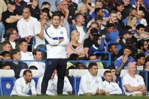 Lampard still without a win as Chelsea manager