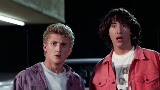 'Bill and Ted 3' is finally happening