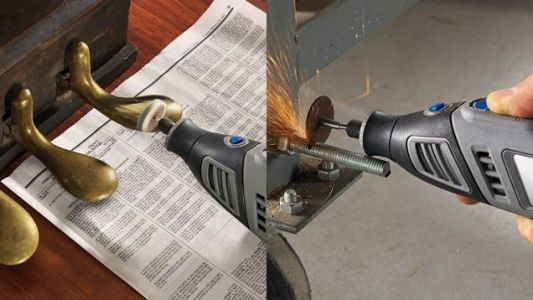 Finally Get Around to Those DIY Projects With This Discounted Cordless Dremel