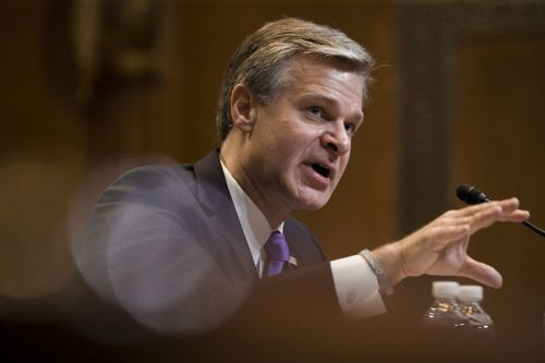 FBI's Wray cops to not having read 'every single word' of Mueller report