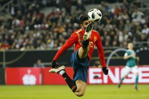Germany, Spain both impress in 1-1 World Cup warm-up draw