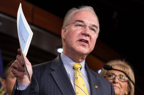 The Health and Human Services department is investigating Tom Price's use of private planes