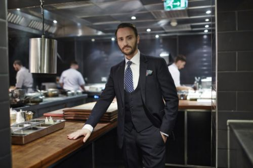 Jason Atherton Launches Three New Restaurants in Shanghai