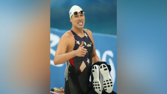 Two-time gold medalist Klete Keller charged in Capitol riot