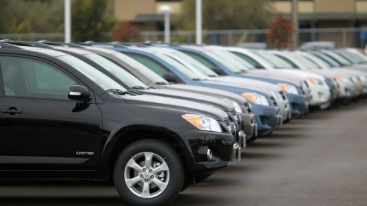 I Counted Every Toyota RAV4 I Saw In A Day And It Broke My Brain