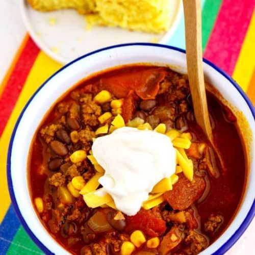 Easy Beef Chili