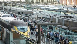 Eurostar on track for the great Christmas getaway