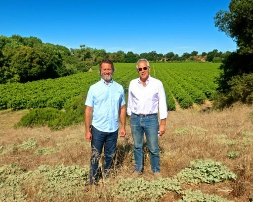 The Biodynamically grown Lodi wines of Avivo and Köppen-Geiger climate classifications