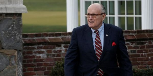 Rudy Giuliani and his wife are getting divorced - weeks after she scoffed at his 'tasteless' joke about Hillary Clinton