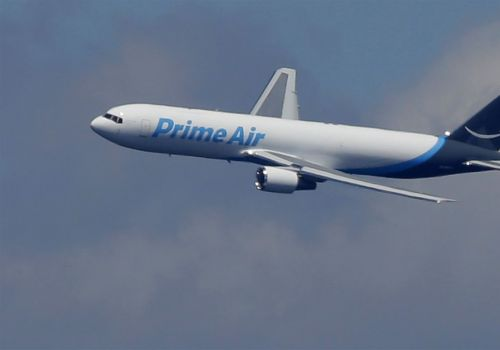 Officials: No likely survivors in crash of Amazon cargo plane near Houston