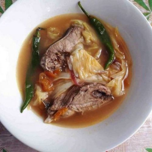 Fish Sinigang Recipe
