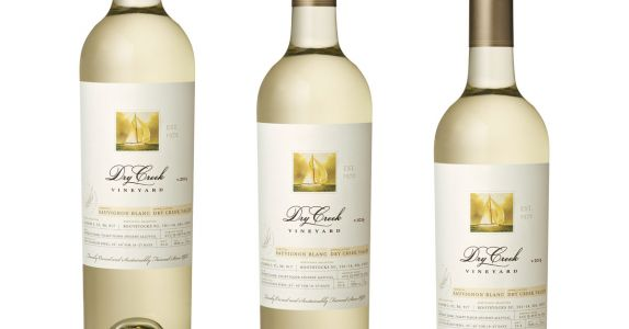 Dry Creek Vineyard Sauvignon Blanc 2019, Dry Creek Valley, Calif