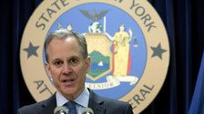 Former New York Attorney General Eric Schneiderman Won't Face Abuse Charges
