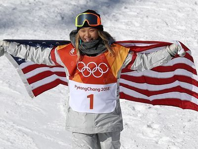 Gold Medal Snowboarder Chloe Kim Is the Hungriest Olympian