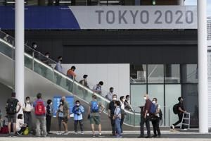 Tokyo Olympics to allow local fans - but with strict limits
