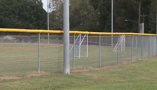 12-year-old boy electrocuted while climbing fence to retrieve ball at football practice