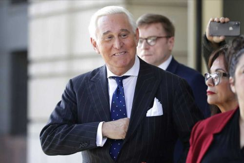 President Donald Trump commutes prison sentence of ally Roger Stone
