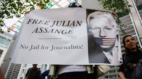 'Every journalist should feel a cold, icy hand running down their spine': Assange's extradition case examined in new RT doc