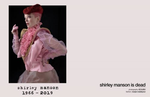 Shirley manson is dead | an interview with garbage's leading lady